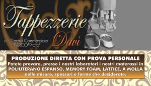 Tappezzerie Davì produzioni artigianali a Prato