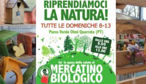 mercatino del biologico quarrata (Pistoia)