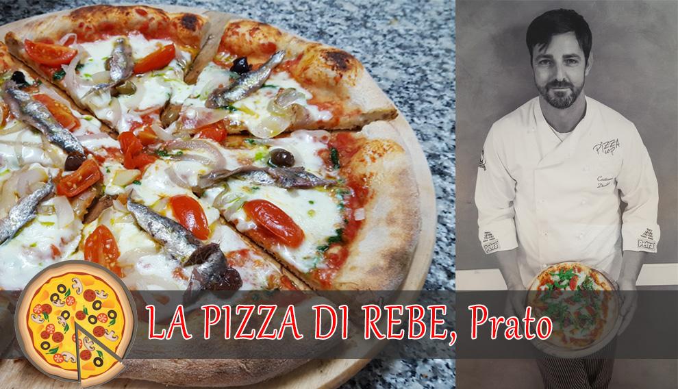 La Pizza di Rebe – Prato