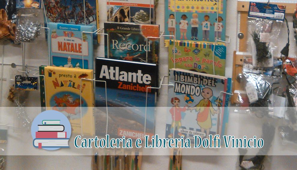 Cartoleria e Libreria Dolfi Vinicio (Pistoia)