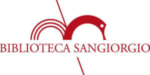 Biblioteca San Giorgio a Pistoia il logo
